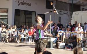 Rolabola, Premio Nacional de Circo, cerrará el Festival Nosolocirco