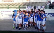 El C. D. Leganés gana el Torneo de Fútbol 8 en categoría infantil