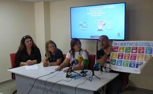 Techi García presenta sus últimos premios del Concurso de Proyectos de Salud