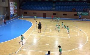 Medio centenar de equipos de categorías inferiores inician las 24 Horas de fútbol-sala