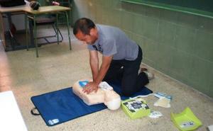 El instituto Augustóbriga impartirá un taller de soporte vital básico y uso de desfibrilador