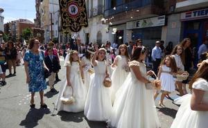 Un triduo abre los actos del Corpus Christi