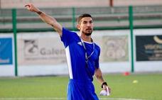 Diego Merino se despide del Moralo para afrontar nuevos retos