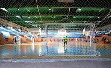 Un total de 64 equipos disputarán las 24 Horas de Fútbol-Sala, condicionadas por la ola de calor