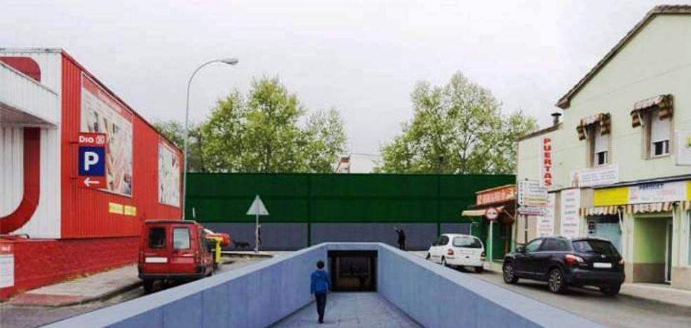 Los técnicos locales presentarán el miércoles el proyecto del tren soterrado