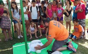 La campaña 'Cuídate en verano' llegará al colegio Sierra de Gredos y a la piscina municipal