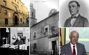 La honra de la marquesa cacereña y un bienhechor de Extremadura
