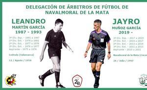 El árbitro moralo Jayro Muñoz García asciende a Segunda B