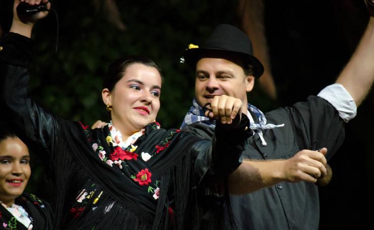 El Festival Folklórico de los Pueblos del Mundo, más extremeño que nunca