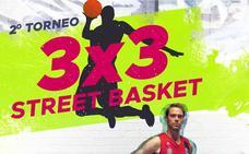 El parque de las Minas acoge el sábado el torneo 3x3 Street Basket