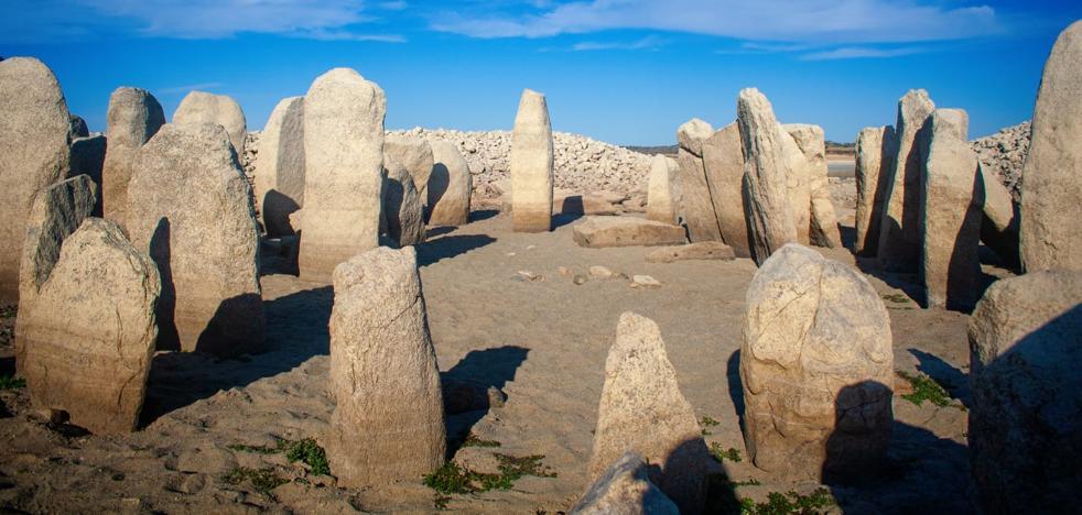 Raíces de Peraleda pide que se recupere el dolmen de Guadalperal
