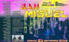 Los Fondistas Moralos vuelven a organizar la Carrera Popular de San Miguel