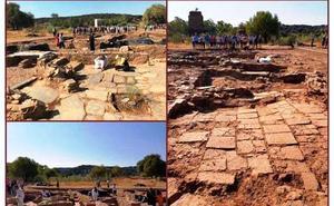 Jornada de puertas abiertas en el yacimiento arqueológico de Madinat Albalat