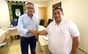 Raúl Medina sustituye a David González al frente de la Mancomunidad de Municipios