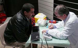 El centro de salud acogerá dos jornadas de extracción de sangre