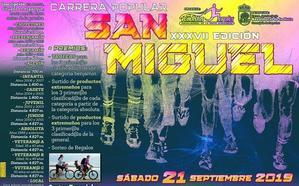 Tiro al plato, ajedrez, atletismo y pesca, primeras citas deportivas de San Miguel