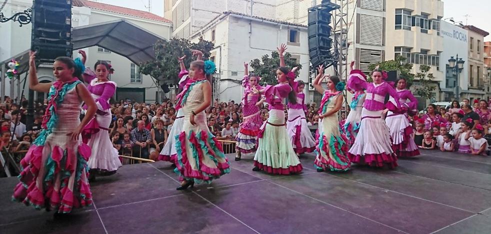 Feria Agroalimentaria y mucha música en el inicio de San Miguel