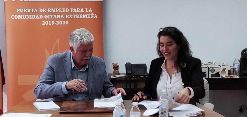 Secretariado Gitano y Cetarsa firman un convenio para mejorar la empleabilidad de las personas gitanas