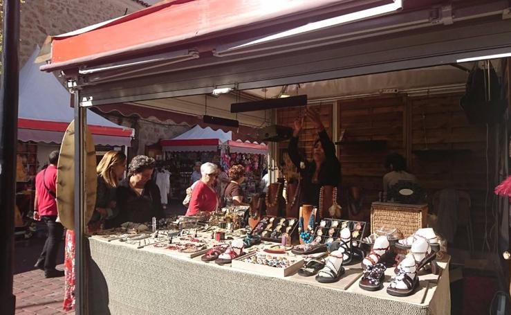 Mucho calor y mucho público en San Miguel