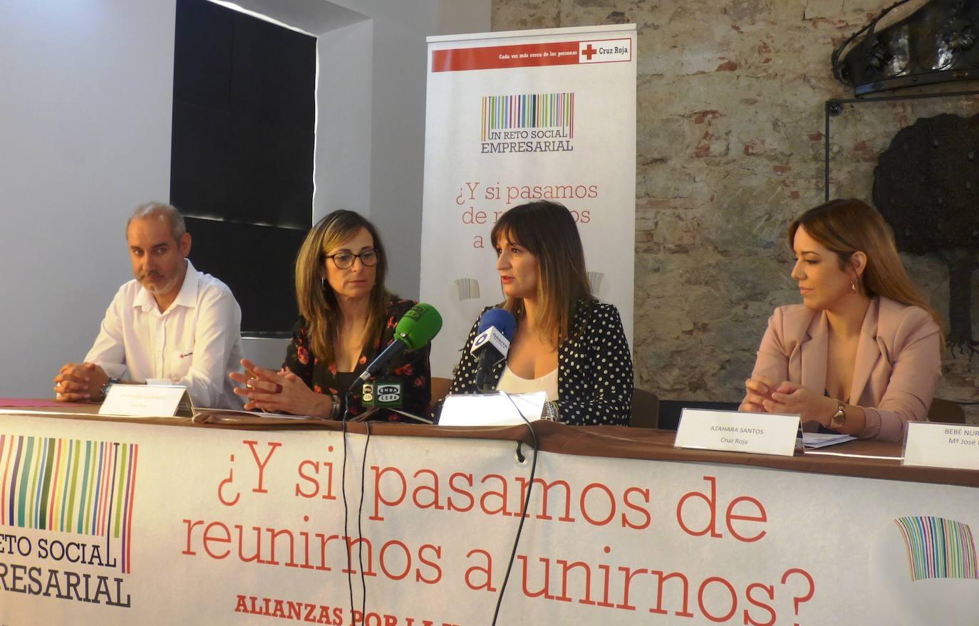 Cruz Roja promueve una Mesa de Diálogo Empresarial