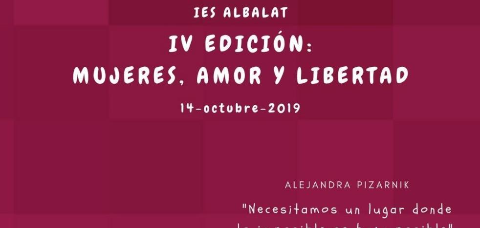 El instituto Albalat conmemorará el lunes el Día de las Escritoras
