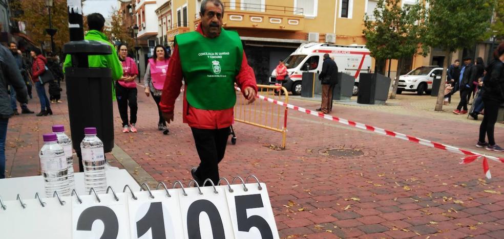 El Maratón Popular contra la Droga quiere llegar a los 2.275 kilómetros