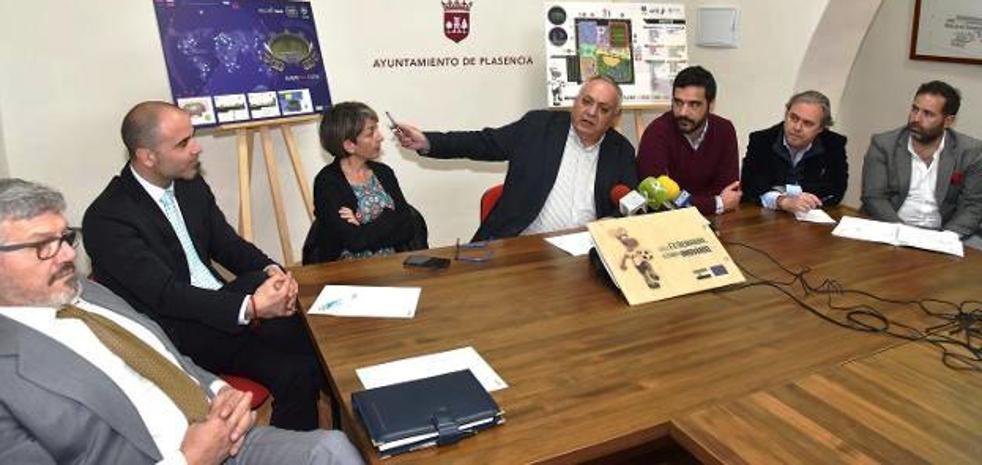 Saucedilla aporta 20 hectáreas y 351.000 euros para un centro de fútbol de alto rendimiento