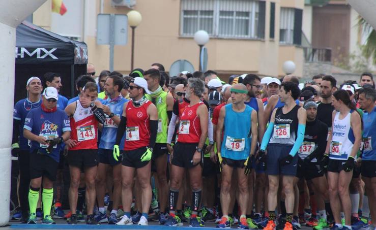 La Media Maratón reúne a más de 300 corredores