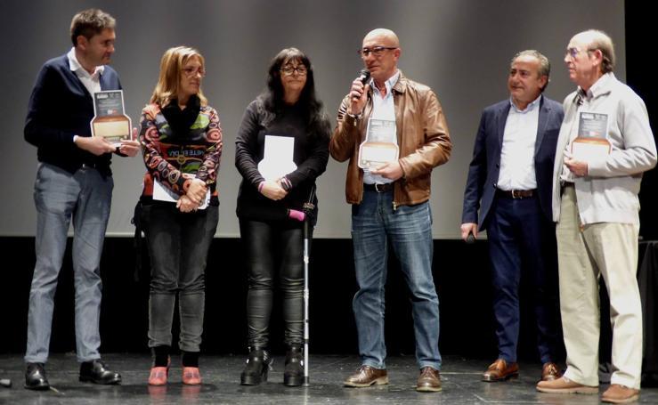 I Premios de la prensa local