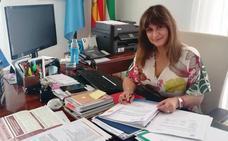 Raquel Medina: «Una calle puede esperar, la prioridad ha sido ayudar para salir de la pandemia»