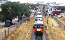 La presidenta de Adif presenta el nuevo proyecto del tren en superficie