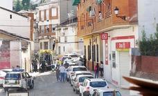 Herida una niña de 10 años al caer del balcón de un cuarto piso en la calle Joaquín Alcalde
