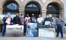 El malagueño Cristóbal León gana el I Certamen de Pintura Rápida 'Juan Núñez-Romero'