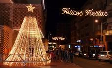El Ayuntamiento saca a concurso la contratación de la iluminación navideña