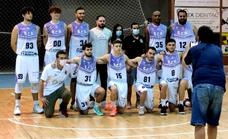 Basket Club Navalmoral sigue sin conocer la victoria en su estreno en la Primera División extremeña