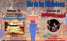 La Fundación Concha celebrará el Día de las Bibliotecas con una conferencia y un cuentacuentos musical