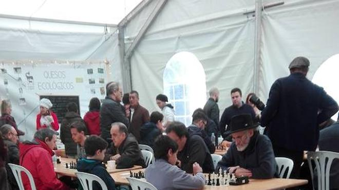I Torneo de Ajedrez Chess and Cheese