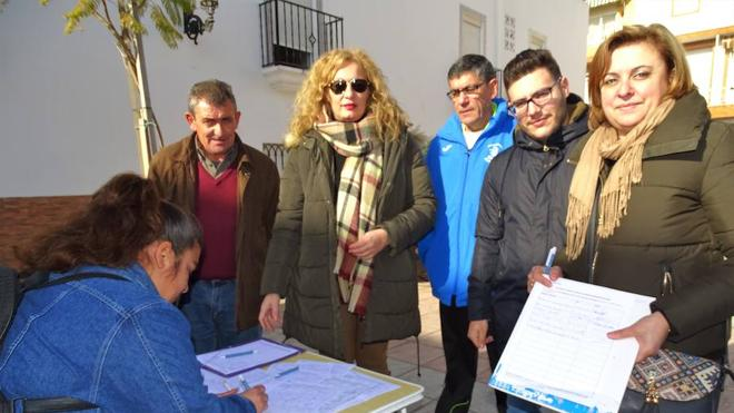 El PP recoge firmas a favor de la Prisión Permanente Revisable