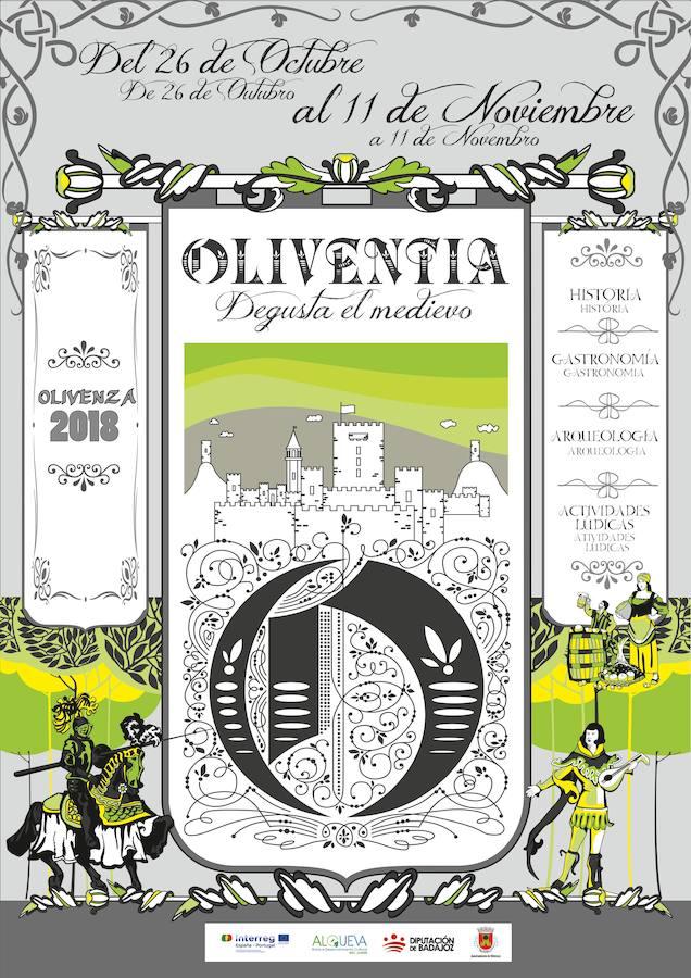 Olivenza invita a viajar a la Edad Media con 'Oliventia 2018'