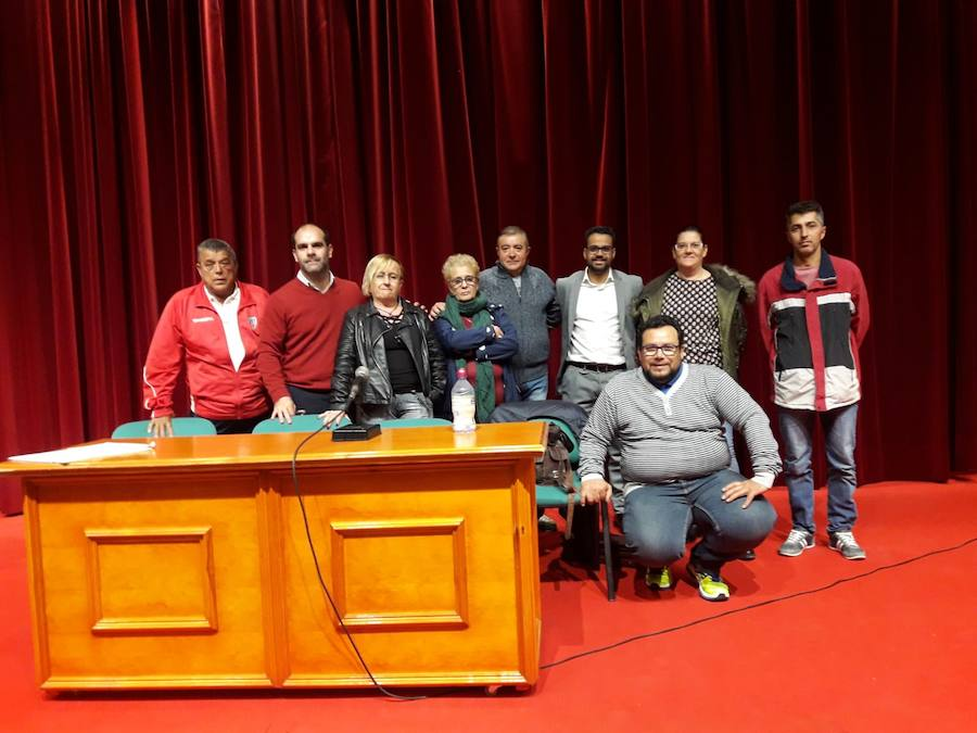 La Plataforma de Afectados por la Hipoteca (PAH) de Olivenza celebra una charla-coloquio