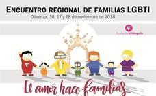 La Fundación Triángulo organiza en Olivenza el Encuentro Regional de Familias LGTBI