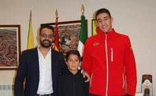 Dos jóvenes promesas de Olivenza, en el Top 10 portugués del motociclismo