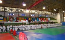 Olivenza acoge la fase final del IV Trofeo Ibérico de Kata