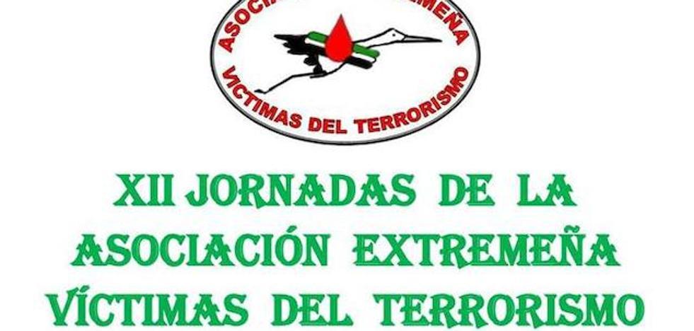 Olivenza acoge las XII Jornadas de la Asociación Extremeña de Víctimas del Terrorismo