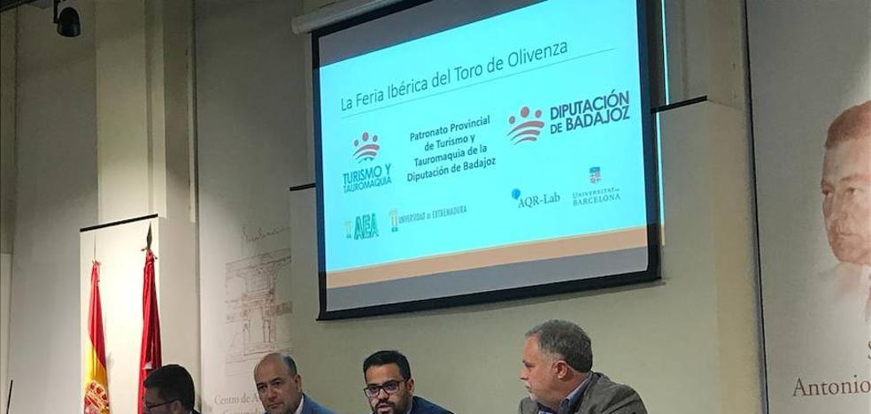 La Feria del Toro de Olivenza tuvo un impacto económico en toda España de 5'3 millones