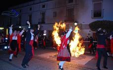 Olivenza revive un año más con 'La Encina' la tradicional Fiesta de Santa Lucía