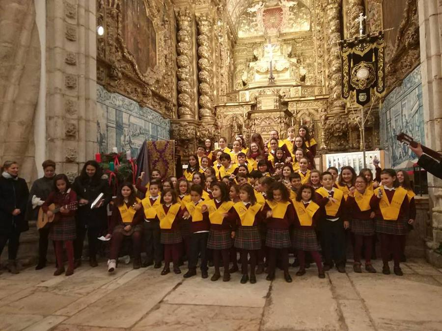 Doce coros participan en el XV Certamen de Villancicos 'Francisco González Santana'