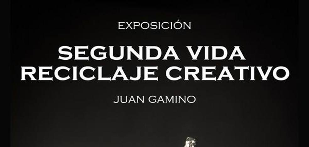 'Segunda vida, reciclaje creativo', del artista pacense Juan Gamino, en el Museo de Olivenza