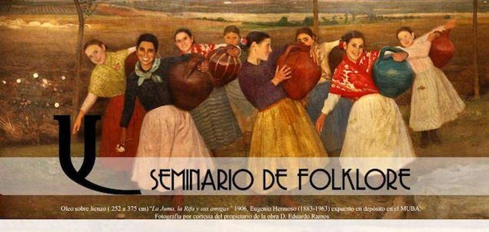 Olivenza acoge este fin de semana el V Seminario de Folclore 'Saber Popular'