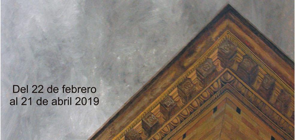 Moisés Bedate expone sus dibujos y pinturas en el Museo de Olivenza